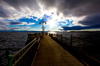 Burlington Waterfront - Fishermans Pier